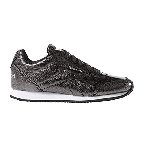 Reebok ROYAL CLJOG 2 Mädchen Sneakers Schuhe in DV3992 Silber Leder