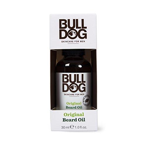 Bulldog Cuidado Facial para Hombres - Aceite para Barba Original, 30 ml