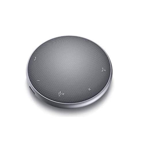 Dell Mobile Adapter Speakerphone MH3021P - Altoparlante da scrivania VoIP/Docking Station USB-C per Latitude 3310 2-in-1, 5310, 5511, 7410, Precision Mobile Workstation 5750, 7750