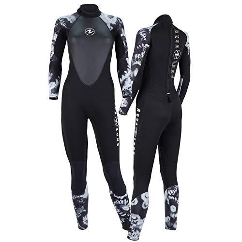 Aqua Lung Hydroflex 3mm Damen Tauchanzug schwarz-weiß, Größe:XL