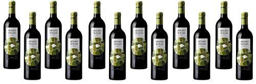Molino de Puelles, vino de finca Ecológico Rioja, caja de 12 botellas