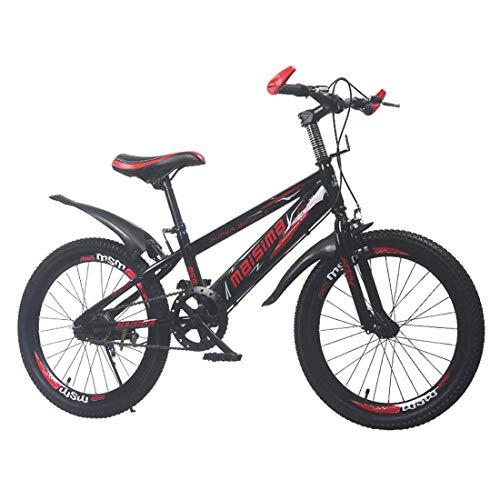 MUYU Kids Mountainbike 20 Inch (22 Inches) Carbon Steel Frame Road Fiets Geschikt voor kinderen van 8-15 jaar