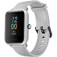 Amazfit Bip S Fitness 10 Sports Modes Smartwatch (White Rock)