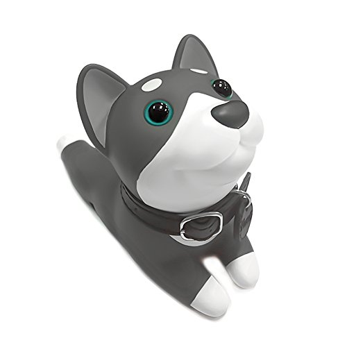 DomeStar Door Stop, Cute Dog Door Stopper Husky Door Stop Decorative Door Stopper Animal Door Wedge