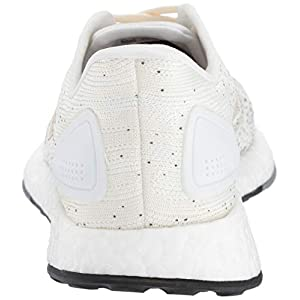 adidas Women's Pureboost DPR Running Shoes, White/raw White/Grey, 9 M US