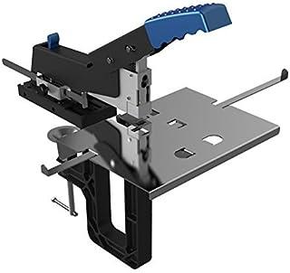 Professional Dual Flat Nail Saddle Stitcher Manual Desktop Riding Stapler Binder Saddle Stitching Binding Machine