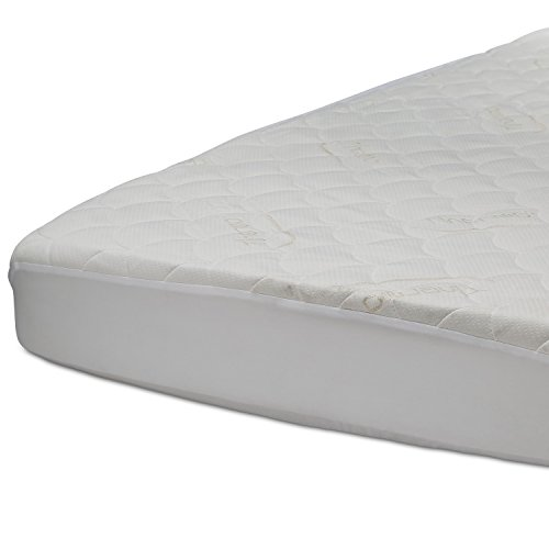 Beautyrest Kids ComforPedic Fitted Crib Mattress Protector