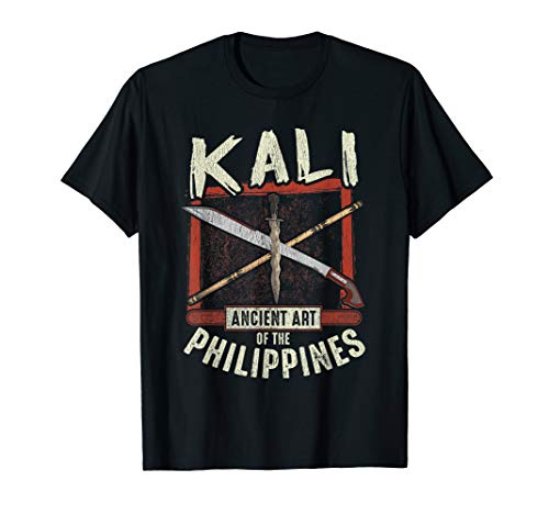 Kali Eskrima Arnis Filipino Martial Arts T-Shirt T-Shirt