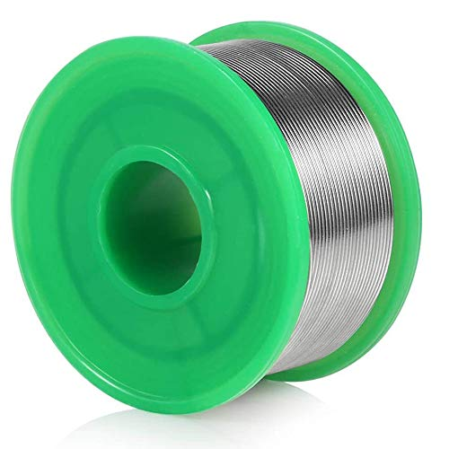 LOKIH Tin Lead Rosin Core Solder Wire Lead-Free Tin Content 99% 500G 1.2Mm