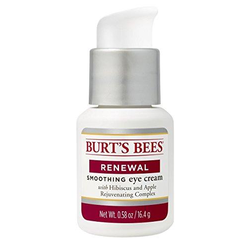 Burt's Bees Renewal Smoothing Eye Cream, Firming Eye Cream, 0.58 Ounce