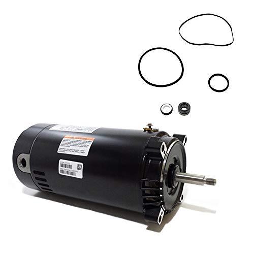 Puri Tech Hayward Super II 1.5HP SP3010X15AZ Replacement Motor Kit AO Smith UST1152 w/GO-KIT-2