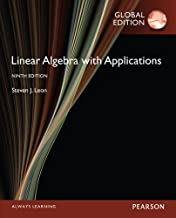 Best linear algebra with applications 9th edition solutions Reviews