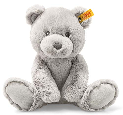 Steiff 241543 Teddybear Bearzy 28 Stoffspeilzeug, grau