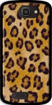Mobilinnov Archos 50 Cesium Leopard Silikon Hülle Handyhülle Schutzhülle - Zubehor Etui Smartphone Archos 50 Cesium Accessoires