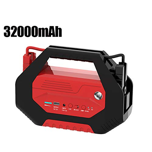 Find Discount MTSBW Car Jump Starter, 1000A 32000Mah Emergency Battery Pack and Charger, Diesel Gaso...