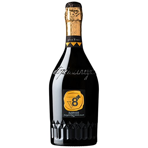 Sior Toni Prosecco di Valdobbiadene Superiore di Cartizze DOCG Vineyeards V8+
