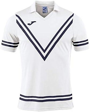 Camiseta Tenis 80 M/C Blanco Hombre