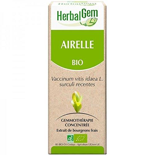 Herbalgem – Gemmotherapie Airelle (Vaccinium V.I Surc. Rec) 50 ml