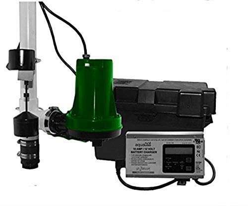 Zoeller 508-0005 Aquanot 508 Battery Back-Up System