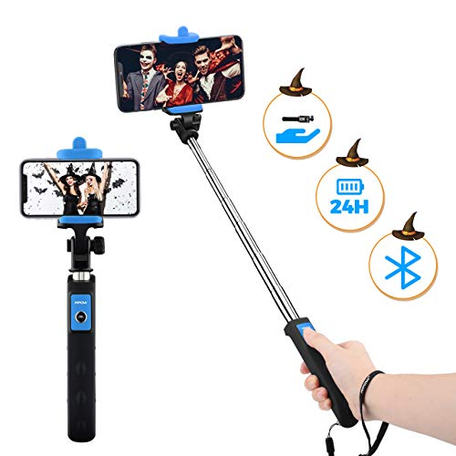 Bluetooth Selfie Stick, Mpow Extendable Monopod...