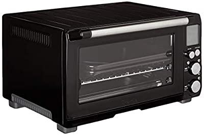 Breville BOV845BKS Smart Oven Pro Convection Countertop Oven, Black Sesame