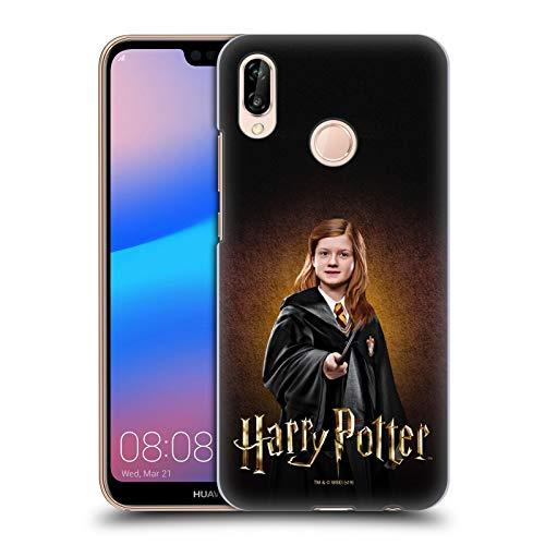 Head Case Designs Officiel Harry Potter Ginny Weasley Chamber of Secrets IV Coque Dure pour l'arrière Compatible avec Huawei P20 Lite