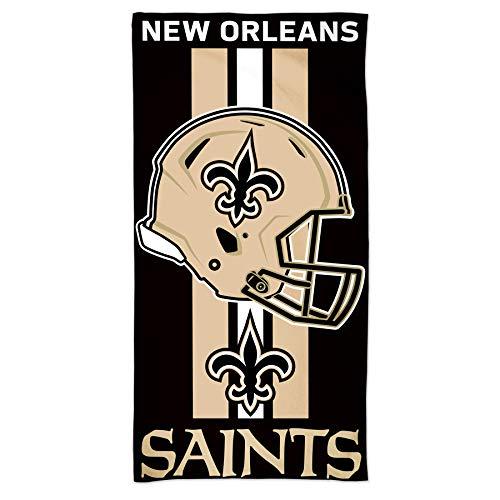 McArthur NFL Strandtuch 150x75 cm New Orleans Saints