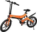 HOMERIC Folding Electric Bike, 20 Zoll Fold Ebike für Erwachsene, 250W Elektrofahrrad mit 36V 7.5AH...