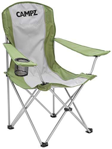 CAMPZ Faltstuhl Olive/Grey 2020 Campingstuhl