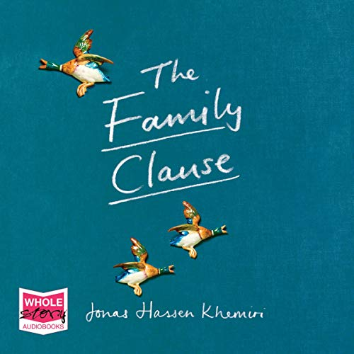 The Family Clause Audiobook By Jonas Hassen Khemiri cover art