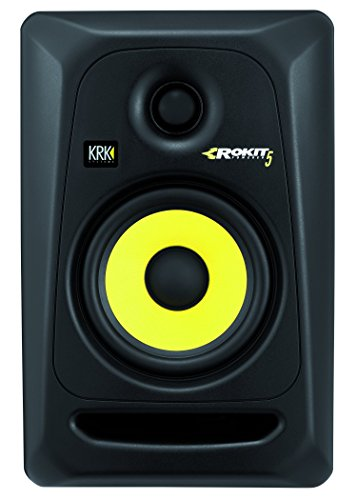 KRK RP5G3 - Monitor de estudio, color negro
