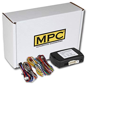 MPC Complete Add-on Remote Start Kit for 2016 Toyota RAV4 - Hybrid - Uses Factory Remotes - Firmware Preloaded