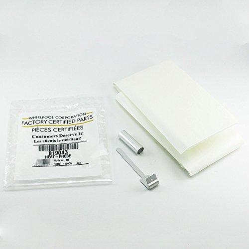 Whirlpool 819043 Heat Probe, white