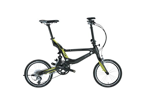 JANGO FLIK Bicicleta Plegable DE Carbono CBTT20