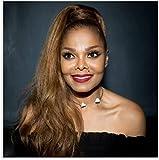 FEGASDF Janet Jackson American Recording Singer Actress