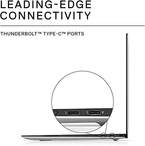 Dell XPS 13 7390 InfinityEdge 4K UHD Touch Screen 10th Gen Intel Core i7 10710U (best processor), 1TB SSD, 16GB RAM (Renewed)