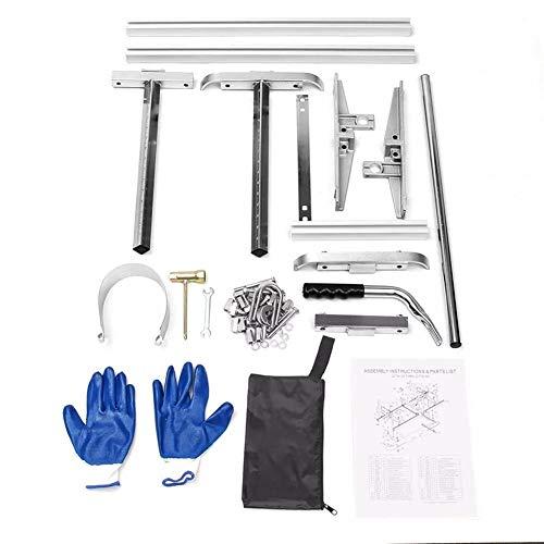 Junww Industria 14 Pulgadas a 24 Pulgadas Barra Guía 60cm portátil Traje Motosierra Molino Encofrado de fresado