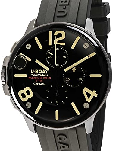 U-boat capsoil Chrono 8111/c Reloj para Hombre...