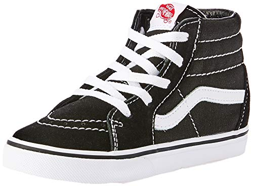 Vans Sneaker TD Sk8-Hi Zip Schwarz Madchen