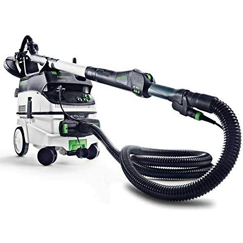 Festool Planex Professional Drywall Sander and Dust Extractor Vacuum with Auto Clean