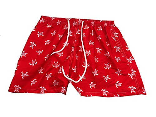 Mermaid Bañador Hombre Shorts, Traje de Baño para Jovenes, Bañador Short Playa para Natación, Piscina, Playa Secado Rápido, Tallas XXL