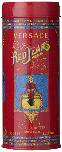 Versace, Versus or Versace Versus Red Jeans Perfume For Women 75 ml