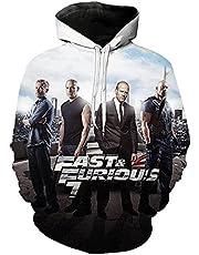 3D Print Hoodies Fast & Furious Casual Sweatshirts Mannen Vrouwen Kinderen Stijl Jongen Meisje Kids Pullover Hoody