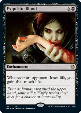 Magic: The Gathering - Exquisite Blood - Jumpstart