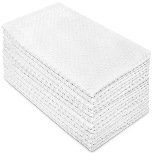 Top 10 Best Selling List for waffle kitchen towels