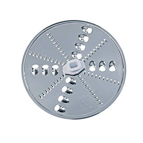 Raspelscheibe Reibscheibe Reibe Hobel grob für Durchlaufschnitzler Küchenmaschinen ORIGINAL Bosch Siemens 00650963 650963 auch Gorenje passend in MCM5010 MCM2100 MCM5200 MK21000 MK22101 MK22000 uvm