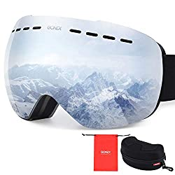 The Best Goggles for Skiing With Glasses (aka OTG Goggles)