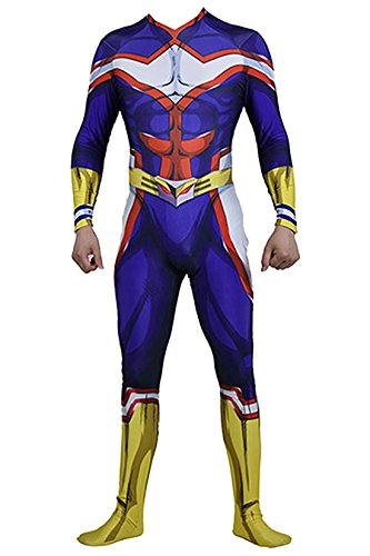 All Might Cosplay Costume