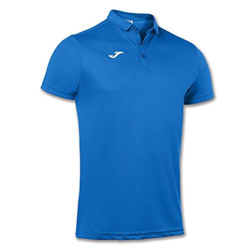 Joma Hobby, Polo para Hombre, Azul (Royal 700), 3XL