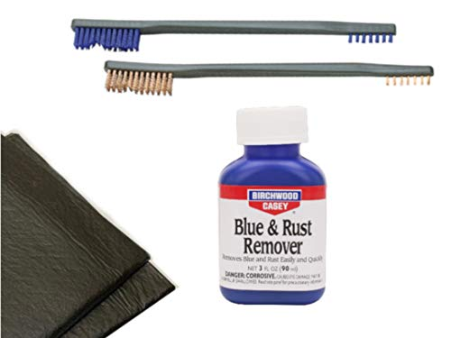 Westlake Market, Birchwood Casey Blue and Rust Remover, Two...